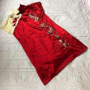 REVOLUTION Dance Costume Asian Cherry Blossom